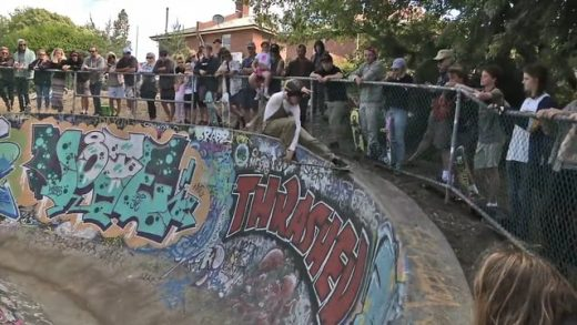 West Hobart Bowl Jam