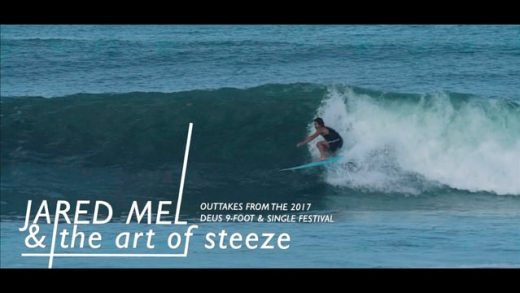 Jared Mell & the Art of Steeze